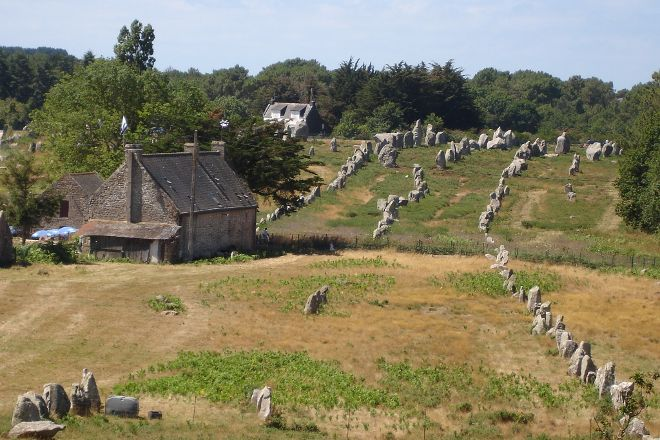 Carnac stones, Carnac, France