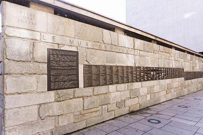 Memorial De La Shoah, Paris, France