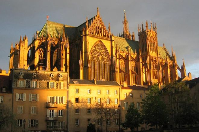 Œuvre de la cathédrale, Metz, France