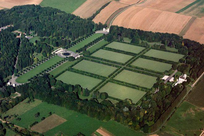 Saint Mihiel American Cemetery, Romagne-sous-Montfaucon, France