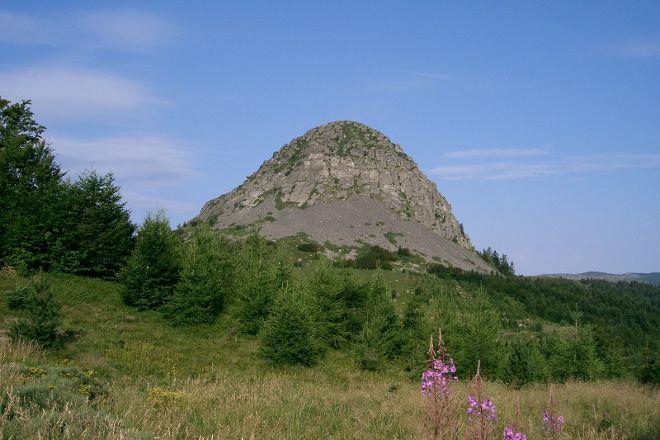 Mont Gerbier de Jonc, Saint-Martial, France