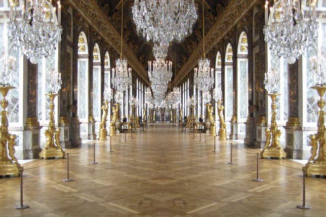 Monument a Louis XIV, Versailles, France
