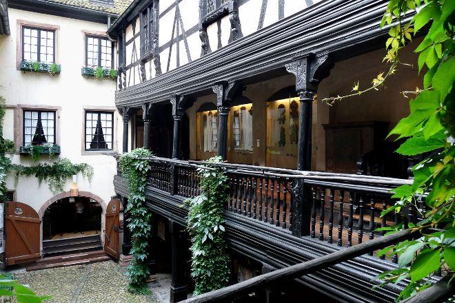 Alsatian Museum, Strasbourg, France