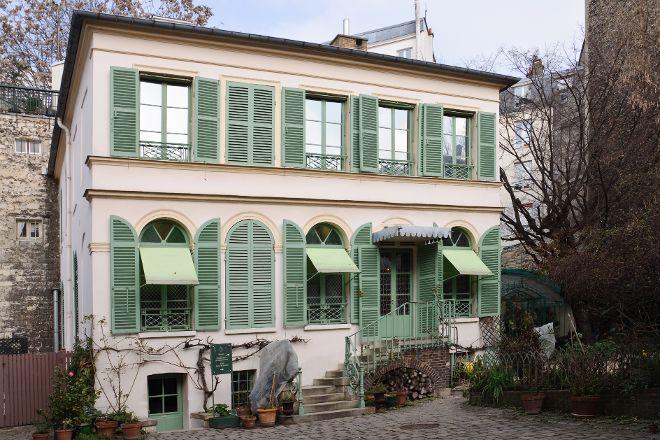 Musee de la Vie Romantique, Paris, France