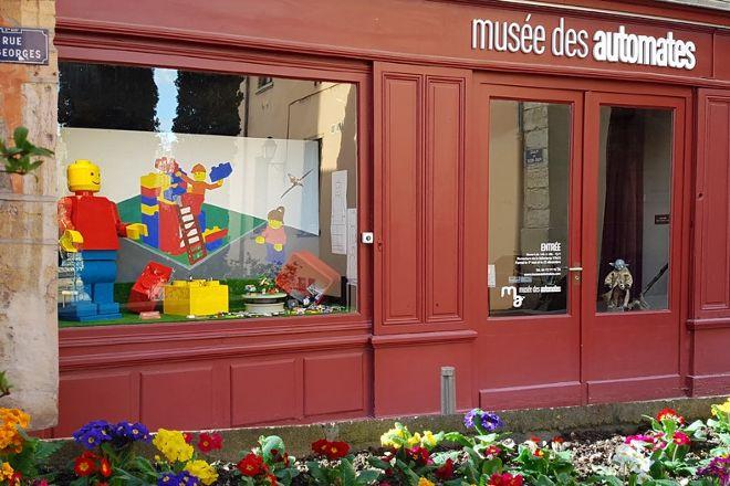 Musee des Automates de Lyon, Lyon, France