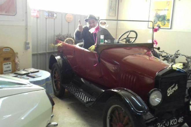 Musee du Patrimoine Agricole et Automobile de Salviac, Salviac, France