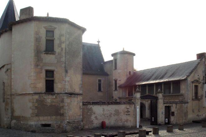 Musee Ernest Cognacq, Saint Martin de Re, France