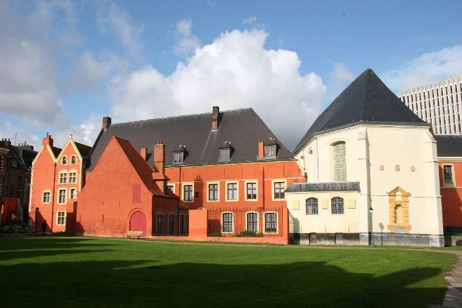 Musee Hospice Comtesse, Lille, France