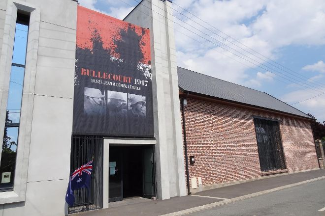 Musee Jean & Denise Letaille, Bullecourt, France