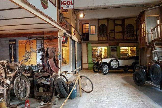 Musee La Rue du temps qui Passe, Allas-les-Mines, France