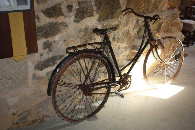 Musee vivant des vieux metiers, Argol, France