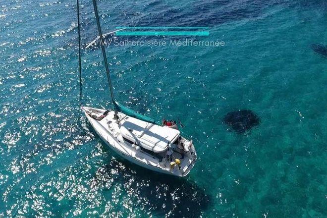 My Sail Croisiere Mediterranee, Six-Fours-les-Plages, France