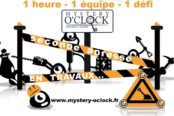 Mystery o'clock, Brest, France