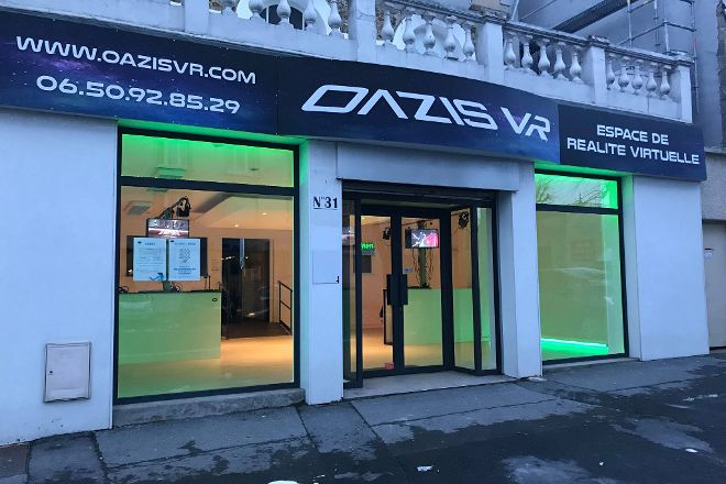 Oazis VR, Reims, France