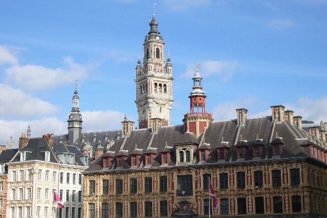 Old Stock Exchange, Lille, France