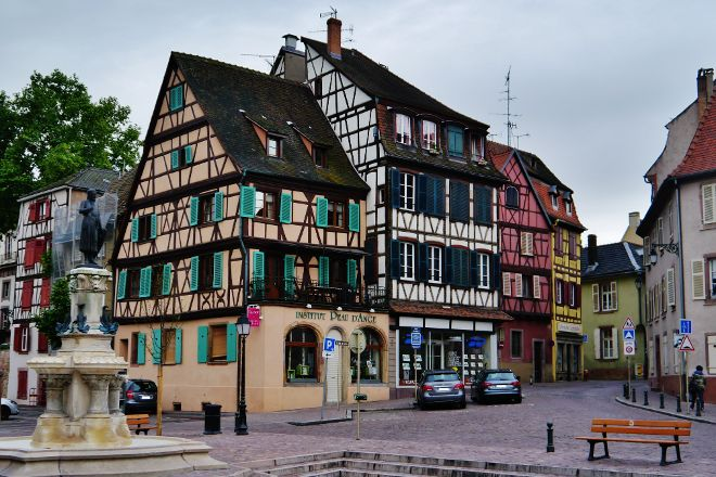 Old Town, Colmar, France
