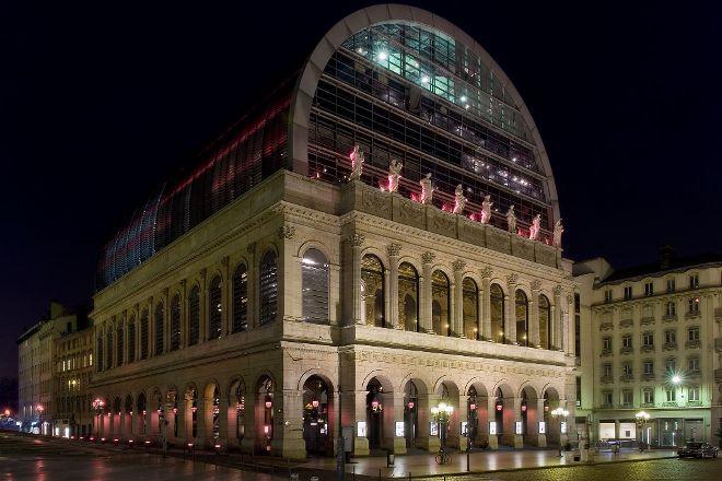 Opera National de Lyon, Lyon, France
