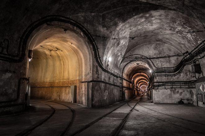 Ouvrage du Michelsberg - Ligne Maginot, Ebersviller, France
