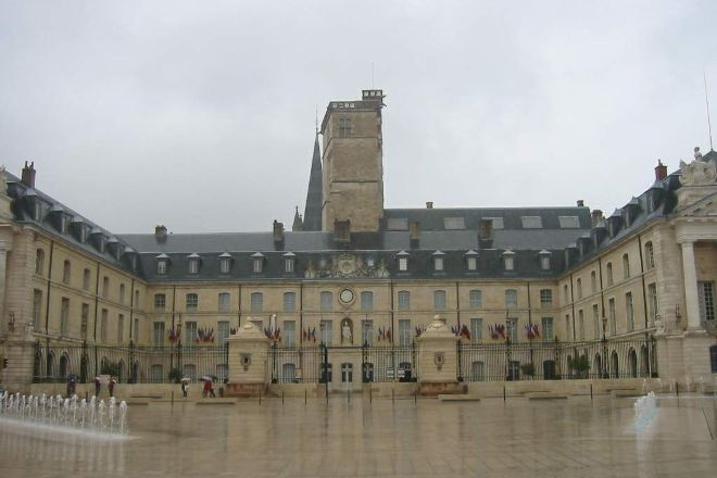 Palace of the Dukes, Dijon, France
