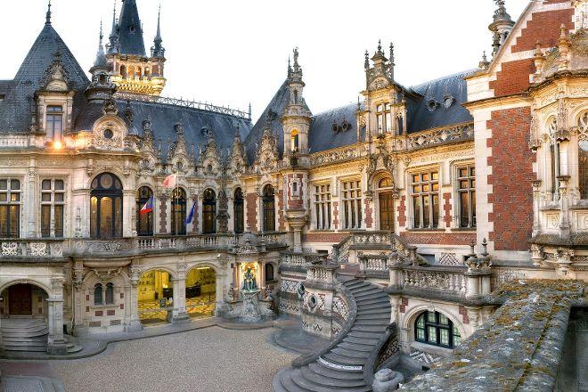 Palais Benedictine, Fecamp, France