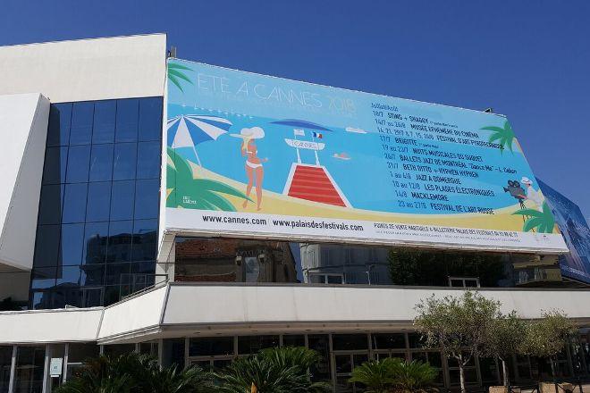 Palais des Festivals et des Congres of Cannes, Cannes, France