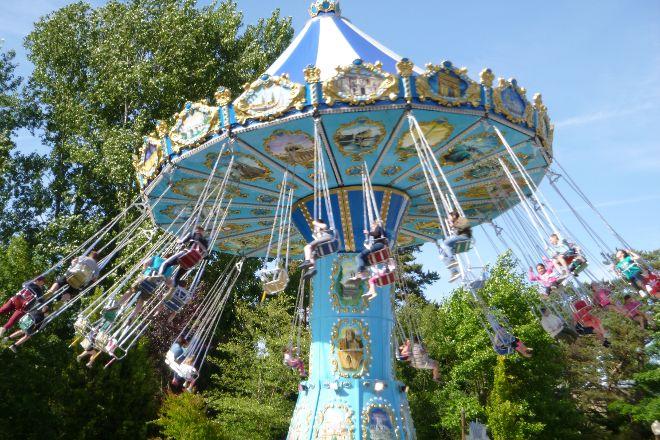 Parc Bagatelle, Rang-du-Fliers, France