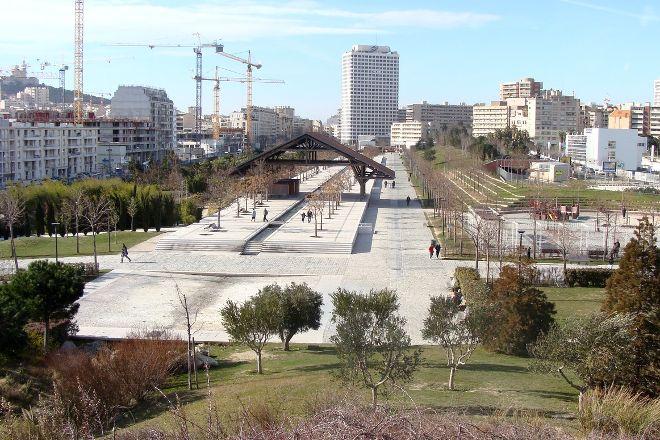 Parc du 26e Centenaire, Marseille, France