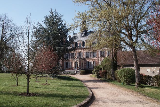 Parc du Chateau de Nogent le Roi, Nogent-le-Roi, France