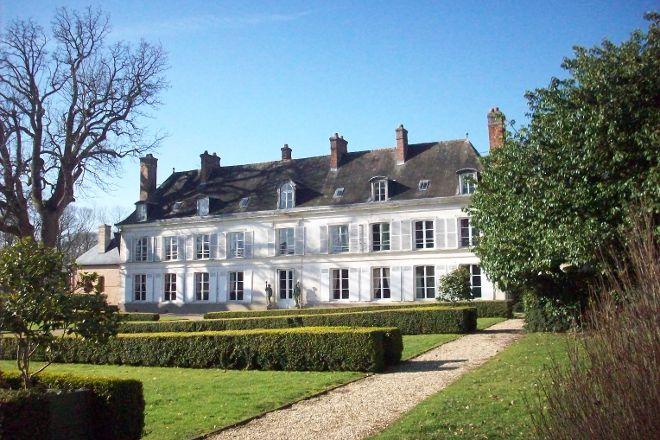 Parc et Jardin du Chateau de Vandrimare, Vandrimare, France