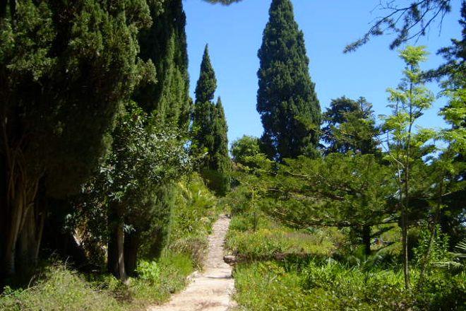 Parc Sainte-Claire, Hyeres, France