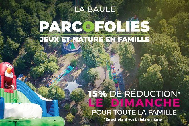 Parcofolies, La-Baule-Escoublac, France