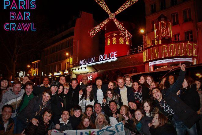 Paris Bar Crawl, Paris, France
