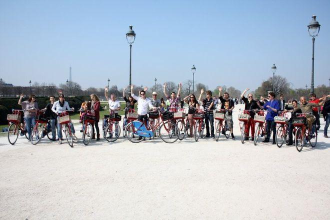 Paris by Bike, Paris, France