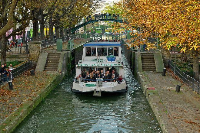Paris Canal, Paris, France