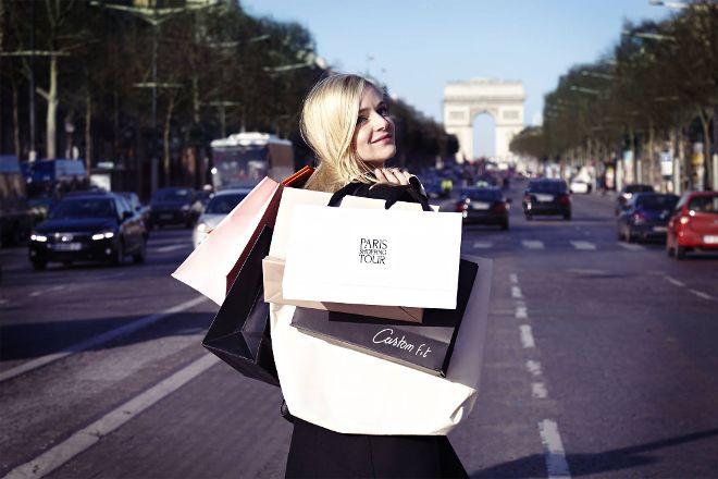 Paris Shopping Tour, Paris, France