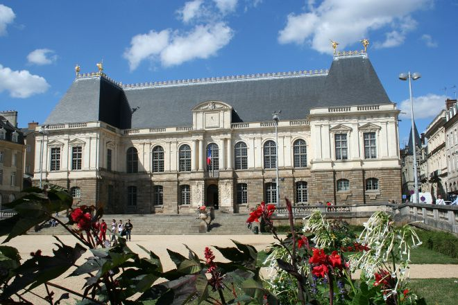 Parlement de Bretagne, Rennes, France