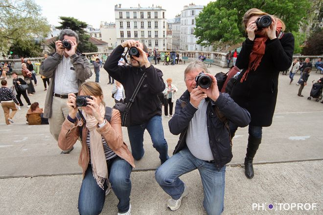 PhotoProf - Cours de photographie, Paris, France