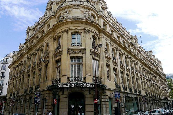 Pinacotheque de Paris, Paris, France