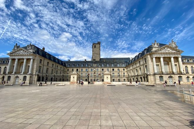 Place de la Liberation, Dijon, France
