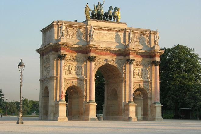Place du Carrousel, Paris, France