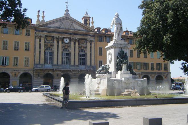 Place Garibaldi, Nice, France