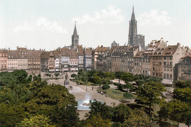 Place Kleber, Strasbourg, France