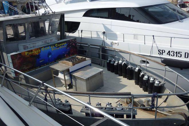 Plongee Club de Cannes, Cannes, France