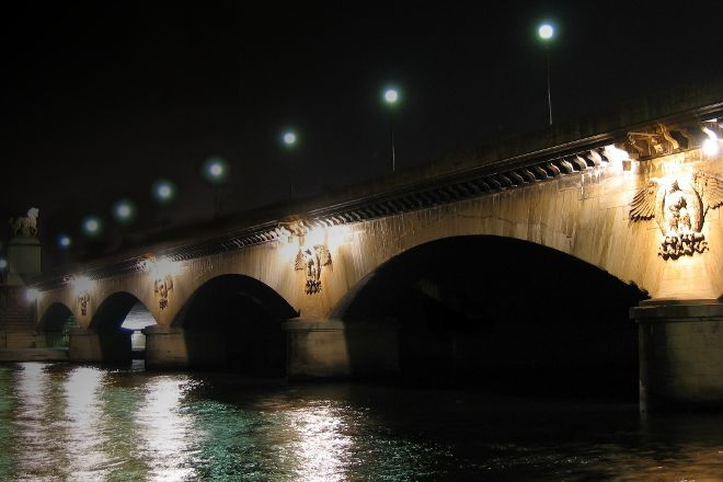 Pont d'Iena, Paris, France
