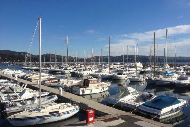Port de Cavalaire, Cavalaire-Sur-Mer, France