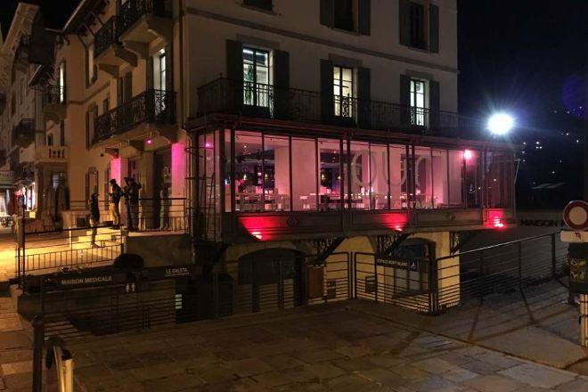 Pur bar, Saint-Gervais-les-Bains, France