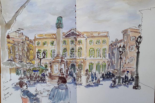 Quatrinaime Art Classes, Aix-en-Provence, France