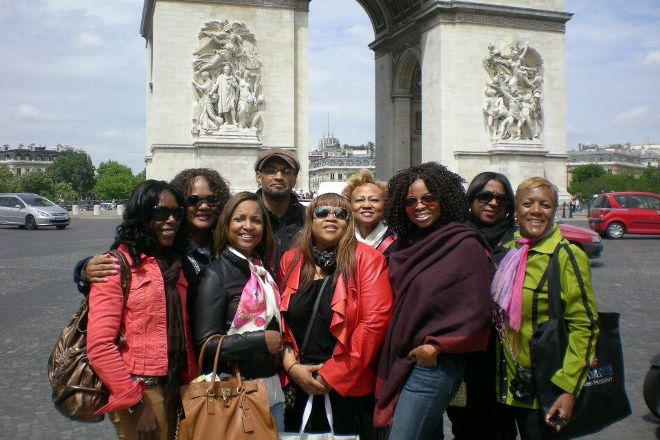 Ricki Stevenson's Black Paris Tours, Paris, France