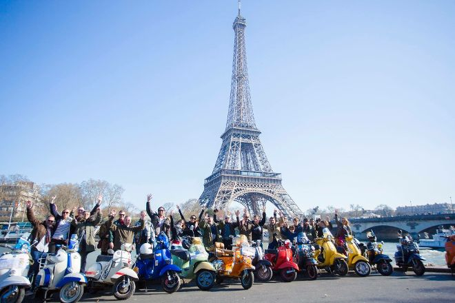 Ride'n'Smile, Paris, France