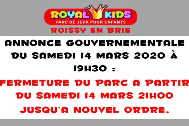 Royal Kids Roissy en Brie, Roissy-en-Brie, France